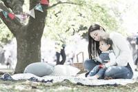 桜のロケーション撮影@代々木公園 東京渋谷 子供写真・家族写真撮影スタジオ Holidays Photo Service - おしゃれな子供写真・家族写真撮影スタジオ H.P.S.tokyo(HOLIDAYS PHOTO SERVICE)