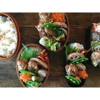手羽元と里芋蓮根煮物BENTO - Feeling Cuisine.com