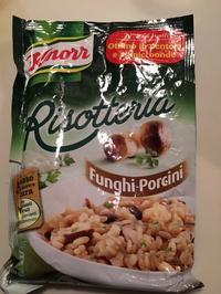 イタリアのお土産 knnorr Risotteria クノールのリゾット - Beautiful Days~アルムダウン ナルドゥル~