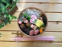 桜のお弁当 - おうちのこと 備忘録