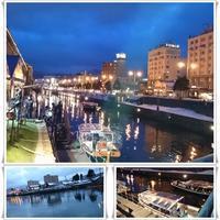 冬の小樽運河クルーズ - 気ままな食いしん坊日記2