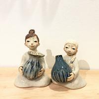 「花咲き緑薫る」展 出品予定作品 渡邉貴子さん4 - IRONIHOFU BLOG  色匂ふブログ