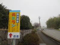 粕川温泉元気ランドの桜 - じてんしゃでグルメ!  2