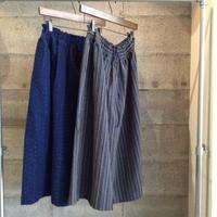 yohaku/備後節織スカート - UTOKU Backyard