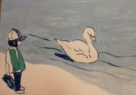 ご近所ランチ - たなかきょおこ-旅する絵描きの絵日記/Kyoko Tanaka Illustrated Diary