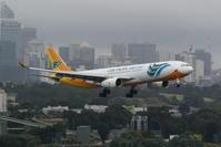 2017シドニー遠征 その23 シドニー1日目 アジアの航空会社 - 南の島の飛行機日記