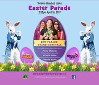 Beaches Easter Parade - トロント語学学校・留学手続きならトロント留学センター byDEOW