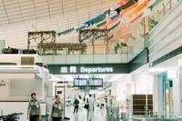 羽田空港スナップ! - 台湾に行かなければ。