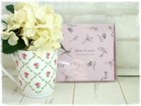 お気に入り(Quiet corner&Kate/rose)そしてオーバル - Etoiler (エトワレ)  東京都 杉並区のカルトナージュ教室