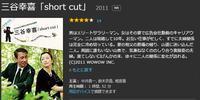 映画:三谷幸喜「short cut」 - 一歩一歩!振り返れば、人生はらせん階段