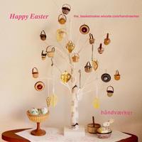 Happy Easter ! - handvaerker ~365 days of Nantucket Basket~
