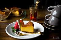 南瓜のチーズケーキ - LocoLeche