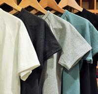 質感で選びたい、メリヤス編みのTシャツ。 - じばさんele