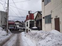 入船町 - 小樽スケッチ