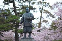 岡崎城公園 桜 2017 - 笑顔が一番
