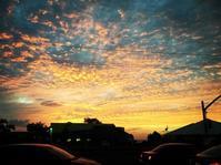 4月12日(水) 怪しいぐらいの夕日ですね〜 - 常夏南国生活(GuamLife)