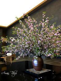 上質な時間を楽しむ 春・桜の風水お茶会 - Miwaの優しく楽しく☆