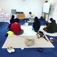3/25(土)サンエルホーム (開催終了) - おやこ英語絵本の会 「あじさい」