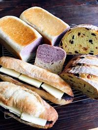 あんバターや日の出食パン - Lammin ateria