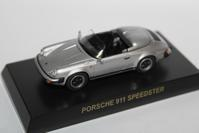 1/64 Kyosho PORSCHE 3 911 SPEEDSTER - 1/87 SCHUCO & 1/64 KYOSHO ミニカーコレクション byまさーる