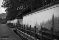 奈良の白壁通り - TAKE IT EASY