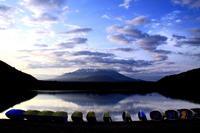 29年4月の富士(10)乱雲の富士 - 富士への散歩道 ~撮影記~