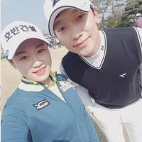 Rain 女子プロゴルファーと 2 - Rain ピ 韓国★ミーハー★Diary