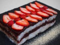 主人のバースデーケーキ&今日のお弁当 - ★HAPPY★