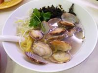 魚べいさんで、あさりラーメン(魚べい 旭川永山店:2017年53杯目) - eihoのブログ