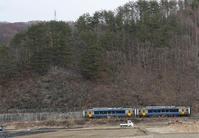 八ヶ岳高原線のJR - 写真ブログー信濃路の風