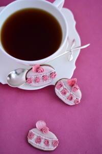 アイシング短期集中講座 5月開催・日曜コース受付中! - Misako's Sweets Blog アイシングクッキー 教室 シュガークラフト教室 フランス菓子教室 お菓子 教室