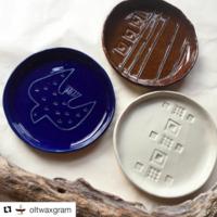 15cmの平皿をつくる陶芸workshop - motokawa tomoko