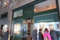 ミラノで優雅にお茶~Sant Ambroeus~ - ビーズ・フェルト刺繍作家PieniSieniのブログ