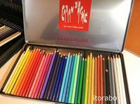 ■子どもと使える色鉛筆 - 働くことと暮らすこと