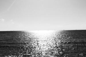 千葉の海 - 巴