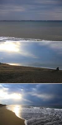 2017/04/13(THU) 北風でウネリが入りにくそうな朝です。 - SURF RESEARCH