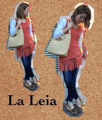 「La Leia ラレイア」新作入荷です!! - 海外セレブファッション ユニークジーンセカンドスタッフブログ