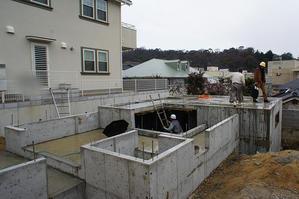 地階と基礎 - Kenji Yanagawa Architect & Associates