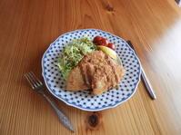 竹の子料理、一番のおすすめはフライ!です - 柴まみママの大多喜便り