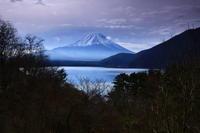 29年4月の富士(11)本栖湖の富士 - 富士への散歩道 ~撮影記~