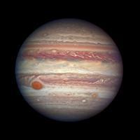 ハッブル宇宙望遠鏡が捉えた地球に最接近した木星の美しい姿 - 秘密の世界        [The Secret World]
