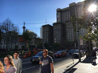 San Francisco - 光と影