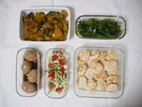 今週の常備菜とお弁当 - ゆらゆら blog