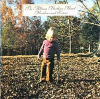 The Allman Brothers Bandその5 .....    Brothers And Sisters - アナログレコード巡礼の旅~The Road & The Sky