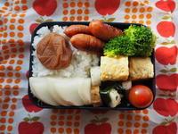4/14(金)ウインナー弁当 - ぬま食堂