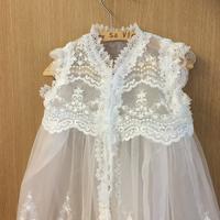 赤ちゃんの為の手縫いのセレモニードレス - 東京洋裁教室 「  Sewing  Theray  」初心者*マタニティさんの手作り教室