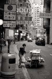 香港散歩 ヒョウ柄 - Life with Leica