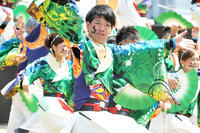うらじゃ2016 2日目 うらじゃ踊り連 葉月-HAZUKI- 中央町演舞場 011 - Dream Diver