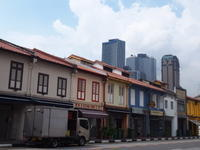 シンガポール街歩き①~Arab st、Haji Lane、Raffels Hotel~ - 南米・中東・ちょこっとヨーロッパのアイスクリーム旅