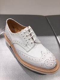 重厚感がありながらも、軽快に履けちゃう - 玉川タカシマヤシューケア工房 本館4階紳士靴売場